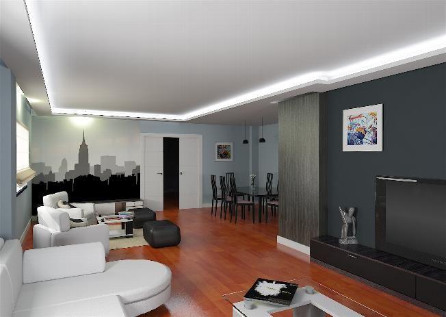 Axioma arquitectura interior nuestros proyectos luz - Luz indirecta ...