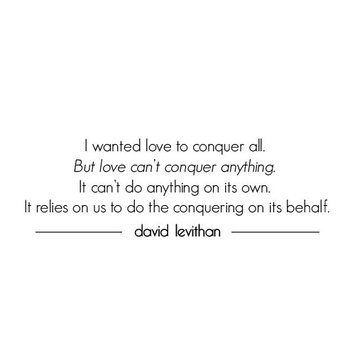 everyday david levithan quotes - Google Search