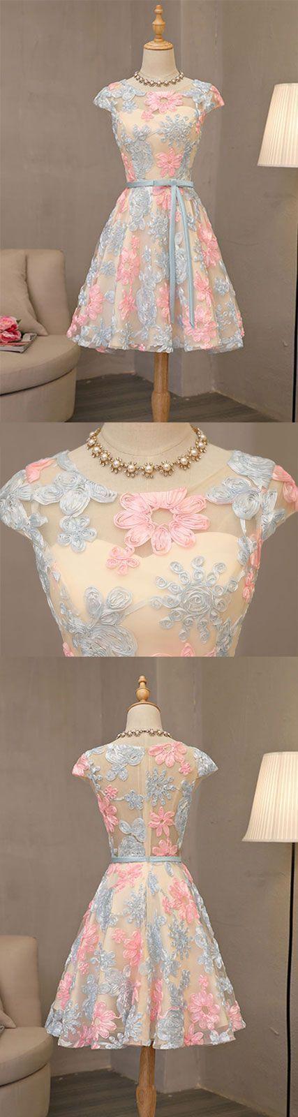 # # Graduation Kleid Rosen # Blumen # # Kette, rosa Blumen, blaue Blumen # # # Clipping Wow
