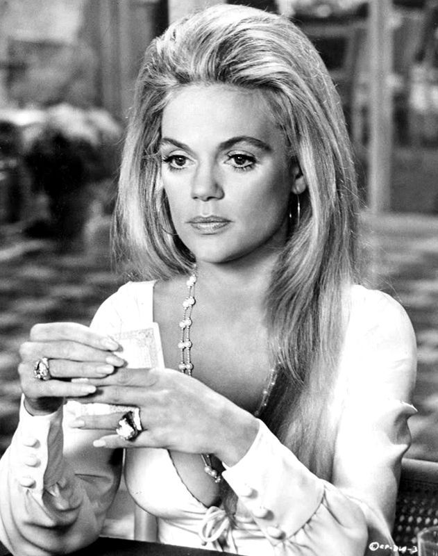 "Dyan Cannon in ""Doctor's Wives"", (1971) Columbia Pictures."