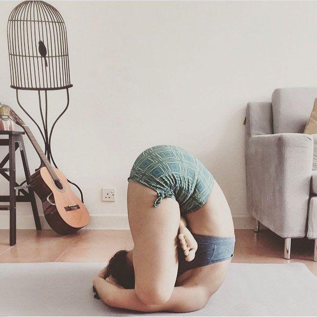 Шорты для йоги и фитнеса с высокой посадкой  #ШОРТЫ #ЙОГА #ФИТНЕС #СПОРТ