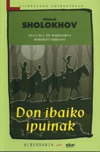 Don Ibaiko Ipuinak - Mikhail Sholokhov