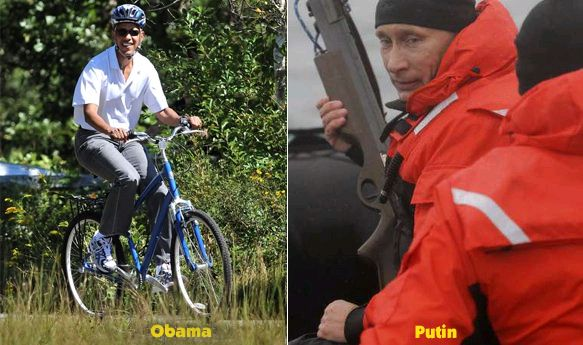 Obama mocks Putin, picks gay athletes for Sochi delegation - Tea Party Command Center