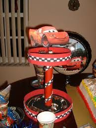 Resultado de imagen para props cumpleaños de cars