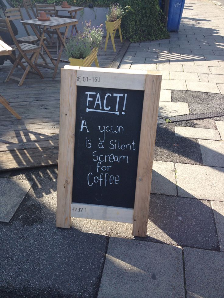 Bristol coffee shop advertising :-)