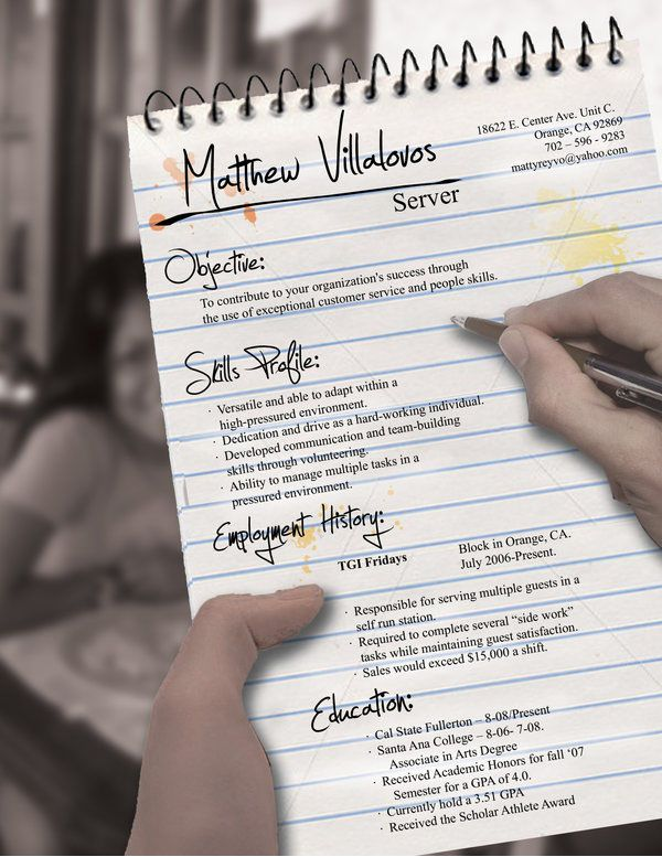 15 best Bad Resume samples images on Pinterest Cv template - bad resume examples
