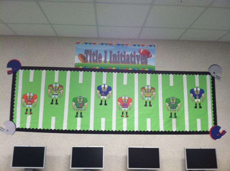19 Best Images About Sports Themed Classroom On Pinterest & Sports Themed Classroom Decorating Ideas - Elitflat