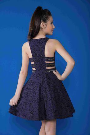 Vestido Infantil Diforini Moda Infanto Juvenil 010840 - comprar online
