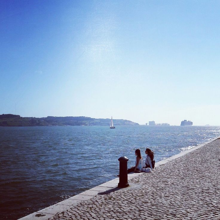 One of my favourite places in the world: Lisbon Waterfront.  ♡
