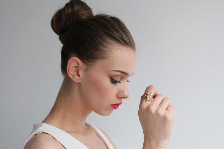 SW Deco Ring available at www.eveadorned.com #eveadorned #jewellery #seasonalwhispers #ring #jewels