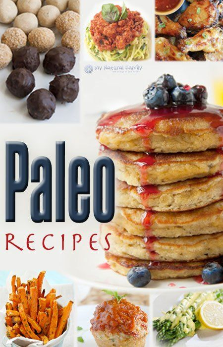 An index of all the 100's of Paleo Recipes on MyNaturalFamily.com