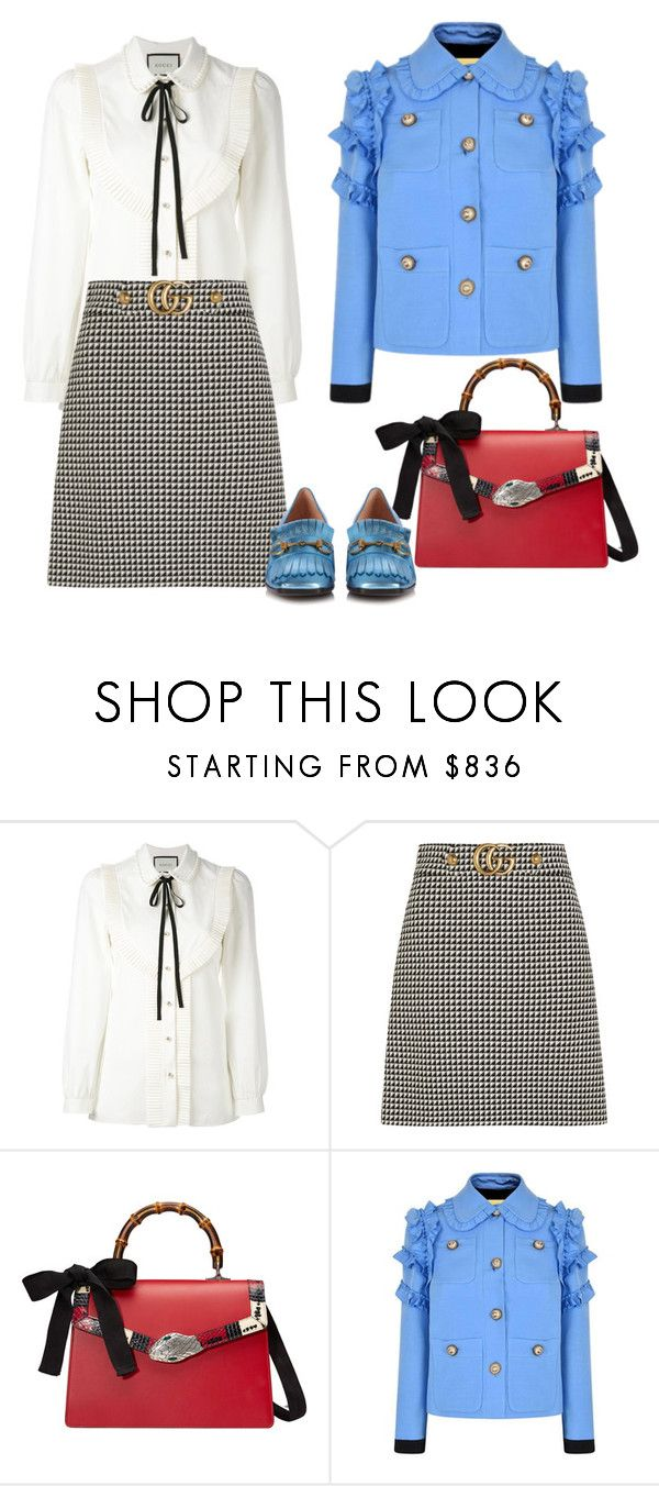 Total look - Gucci by repriza on Polyvore featuring мода and Gucci