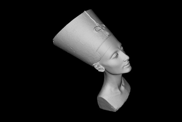 Scans of the famous sculpture are free for the taking