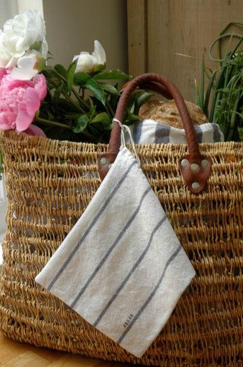 diy project: farmers' market bags