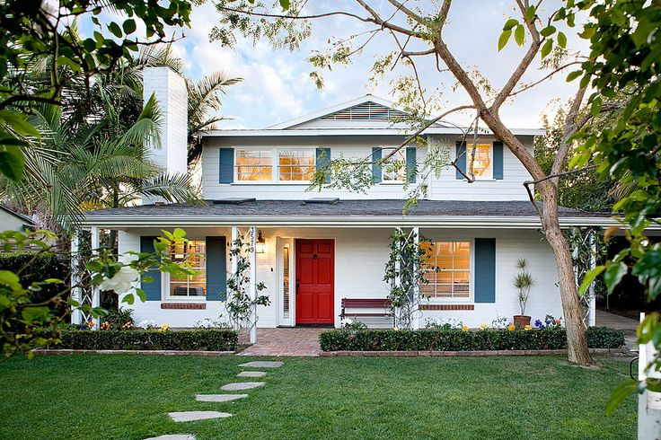 Tropical Front Door - Come find more on Zillow Digs!
