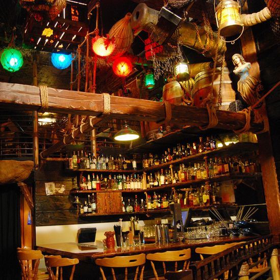 5 Best Tiki Bars in the U.S.; Smuggler's Cove; San Francisco