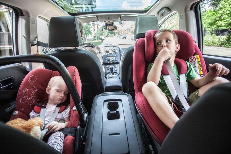 Fotelik tyłem (RWF) – jak bezpiecznie przewozić dziecko i jakich błędów unikać? Cz. 2