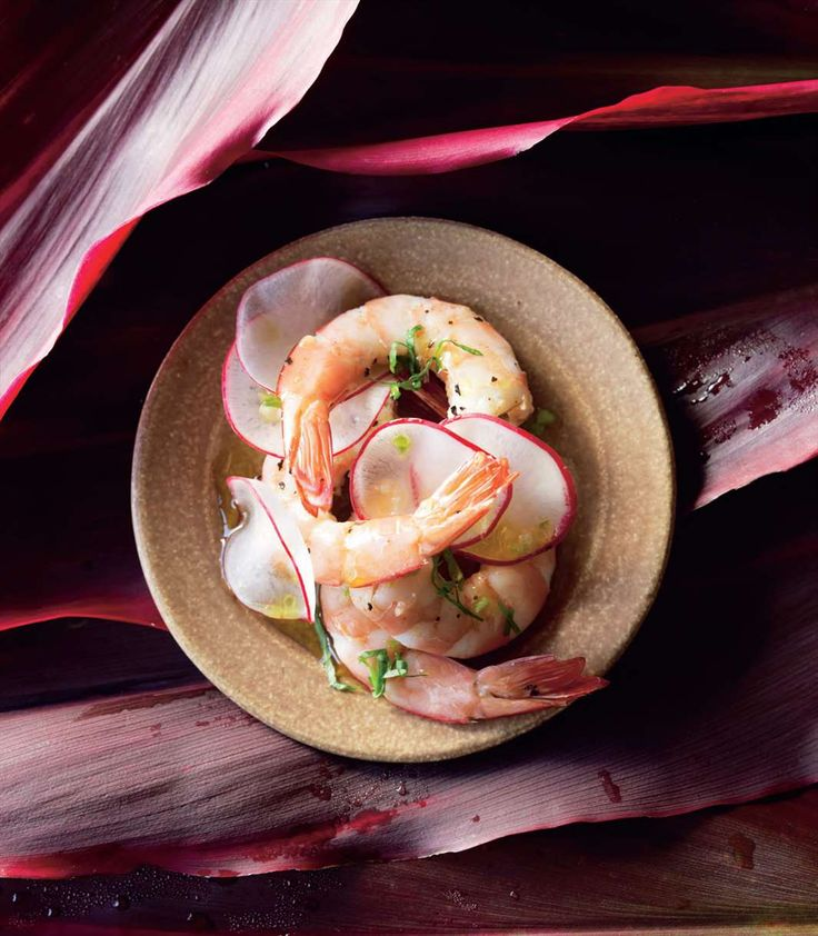 Jasmine-scented steamed prawns by Peter Kuruvita from My Feast | Cooked