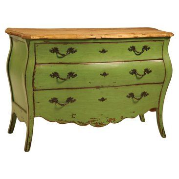 Check out this item at One Kings Lane! Bombé Dresser