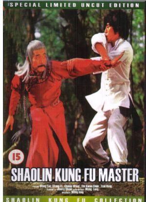 Old Kung Fu Movies   SHAOLIN KUNG FU MASTER (DVD)