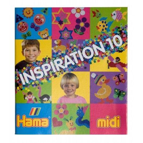 Witajcie, dziś trochę inspiracji:)  dla posiadaczy koralików Hama midi - INSPIRACJE 10 - Książeczka z Pomysłami.   Na 64 stronach znajdziecie mnóstwo inspiracji przy wykorzytaniu wielu różnych podkładek.   Czy wiecie jak zrobić zwierzęta czy dekoracje świąteczne s koralików?  Spradźcie smai:)  http://www.niczchin.pl/zabawki-dla-6-latka/2067-hama-midi-inspiracje-10-ksiazeczka-z-pomyslami.html  #hama #inspiracje10 #koralikihama #ksiazeczki #niczchin #krakow