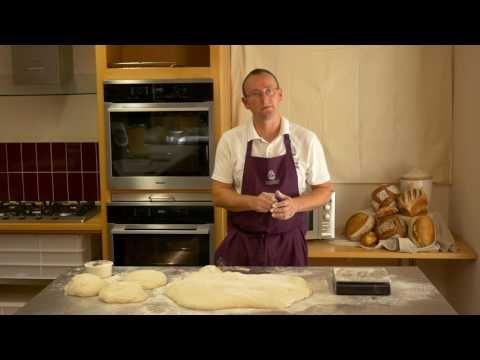 How to make Pain de Campagne and Poolish - The School of Artisan Food - YouTube