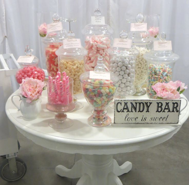 Candy Bar from B Sweet Candy Boutique