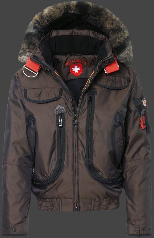Wellensteyn Rescue Jacket, RainbowAirTec, Couverture