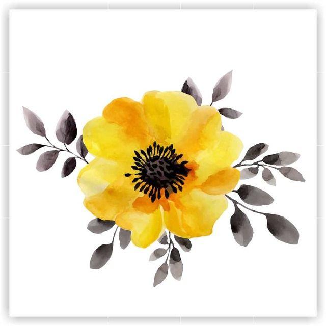 цветы акварель: 2 тыс изображений найдено в Яндекс.Картинках