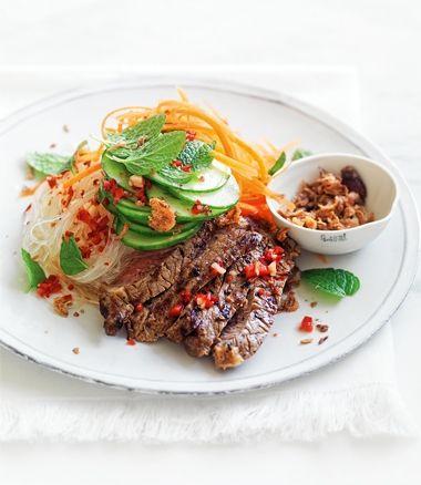 Vietnamese Beef Salad recipe | Food | In Season | MiNDFOOD