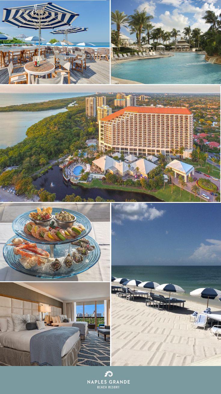 Discover Paradise Coast's luxury beach resort: Naples Grande