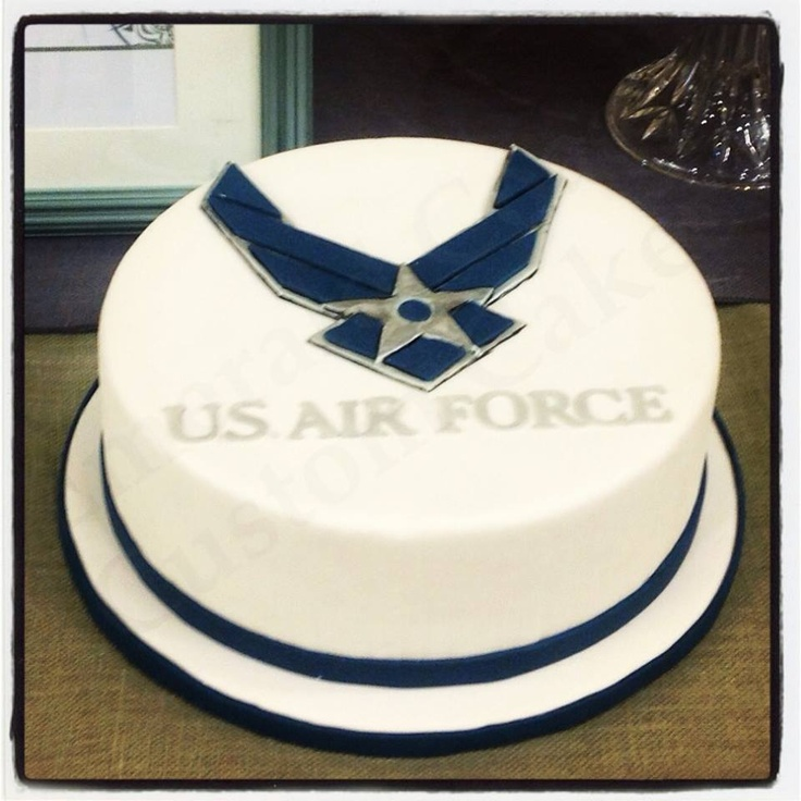 115 best images about we 39 re having a party on pinterest for Air force cakes decoration