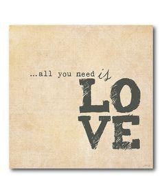 Ya lo decía aquella canción de los sesentas, todo lo que necesitas es amor. | Frases de amor para tus invitaciones de boda