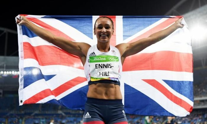 Jessica Ennis-Hill wins silver medal in heptathlon