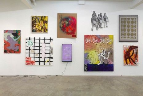 Call and response installation Gavin Brown's enterprise NY