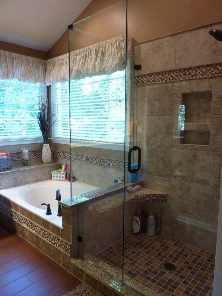 Giallo Ornamental Complete Bathroom Remodel 6 4 14. Complete BathroomsCharlotte  NcBathroom ...