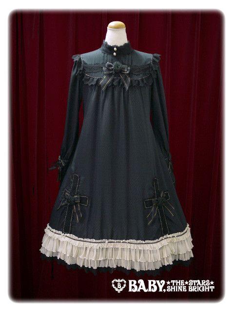 Baby, the stars shine bright Maria's Catholic nun one piece dress