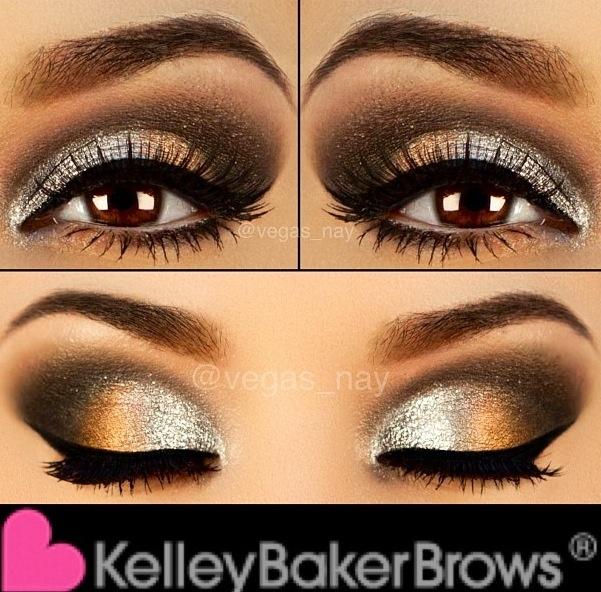 Vegas nay beautiful eye makeup