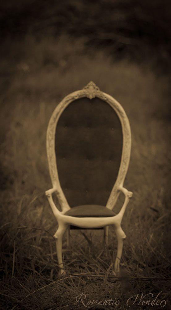 Erba's Chair - Romantic Wonders Dolls