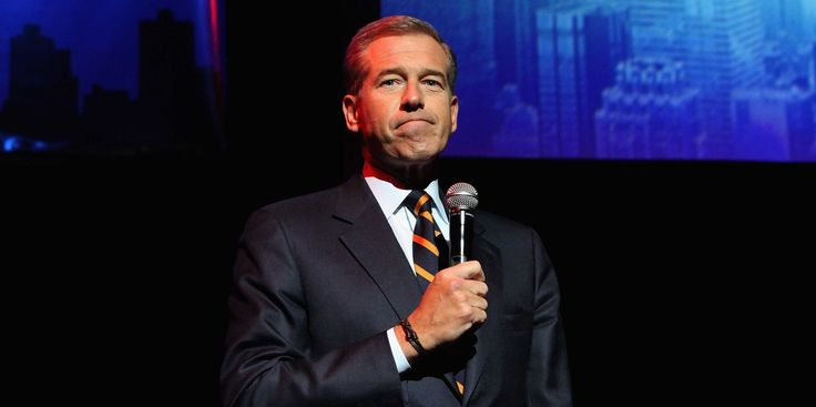 Brian Williams might never come back as anchor of 'NBC Nightly News' - BUSINESS INSIDER #BrianWilliams, #NBC