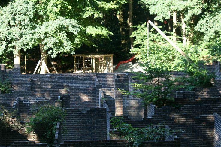 Doolhofpark en Bospaviljoen – Doolhofpark