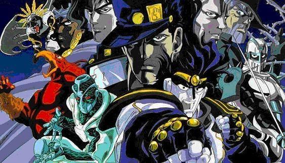 Jojo's Bizarre Adventure gets anime and game