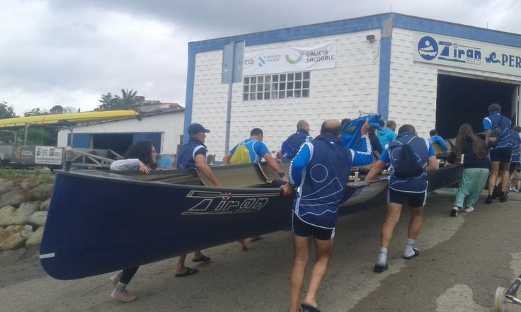 Fotos del evento Vive la Ría a bordo de una trainera