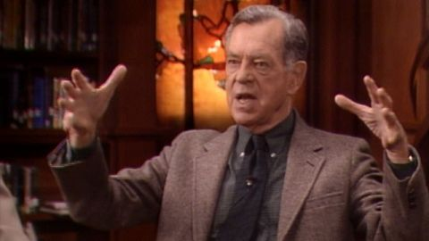 Ep. 1: Joseph Campbell and the Power of Myth -- 'The Hero's Adventure'   BillMoyers.com