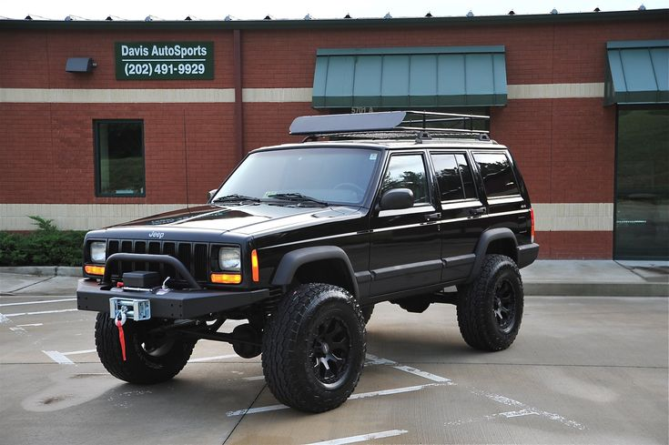 Great  Lifted Jeep Cherokee Sport For Sale