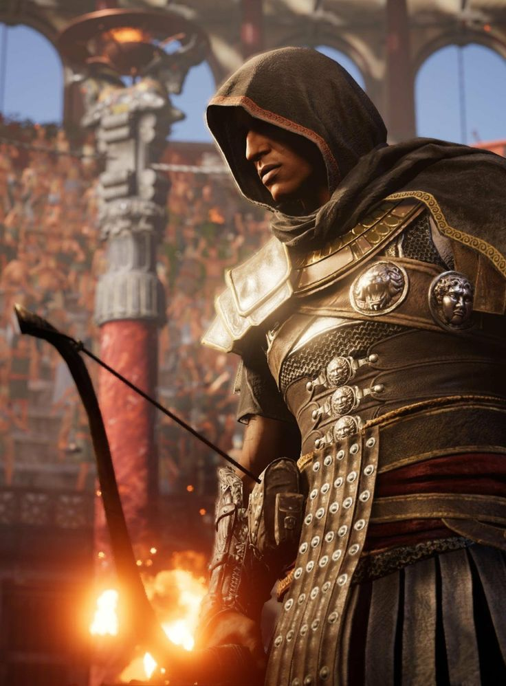 Assassins Creed, Artwork, Digital Art, Video Games