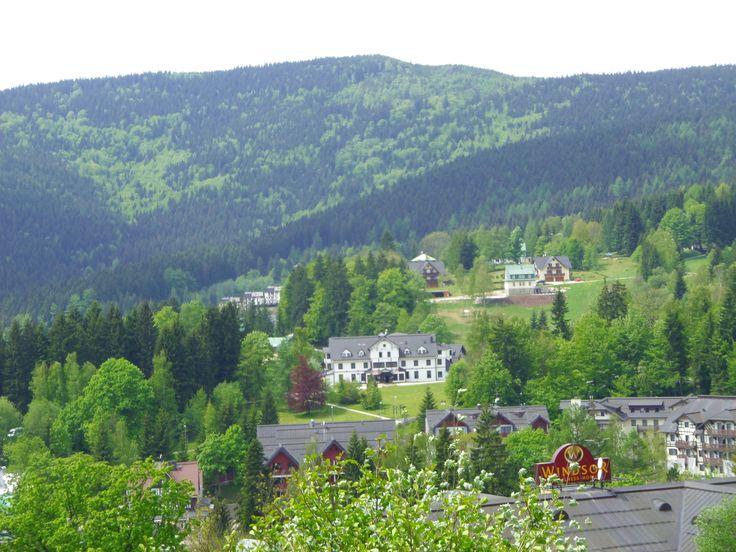 Tjekkiet 2012. Rigtig hyggelig lejrtur med Silkeborgskolen til Spindleruv Mlýn i smukke omgivelser.