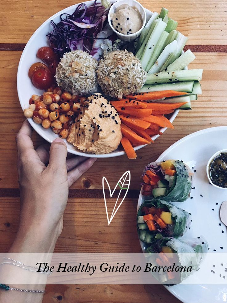 The Healthy Guide to Barcelona | TGH Magazine