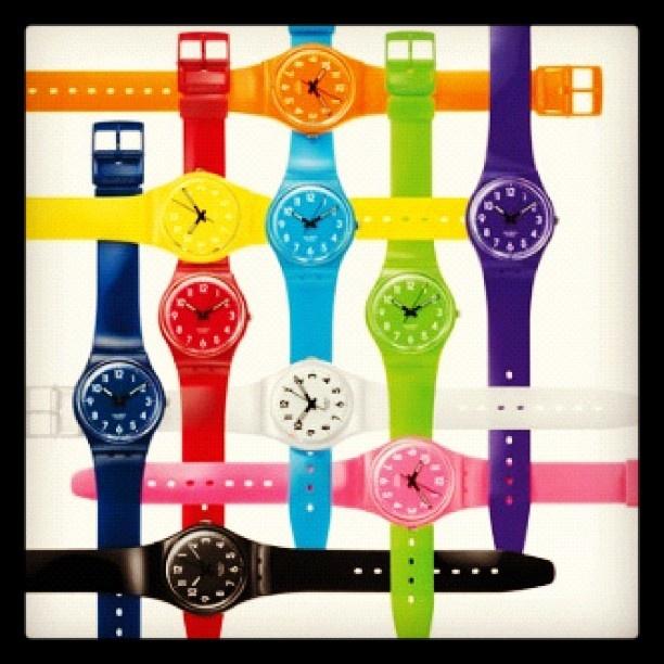 """Luciana Di Virgilio ha parlato degli orologi """"Swatch"""" durante la sua rubrica Capital Design in onda su Radio Capital."""