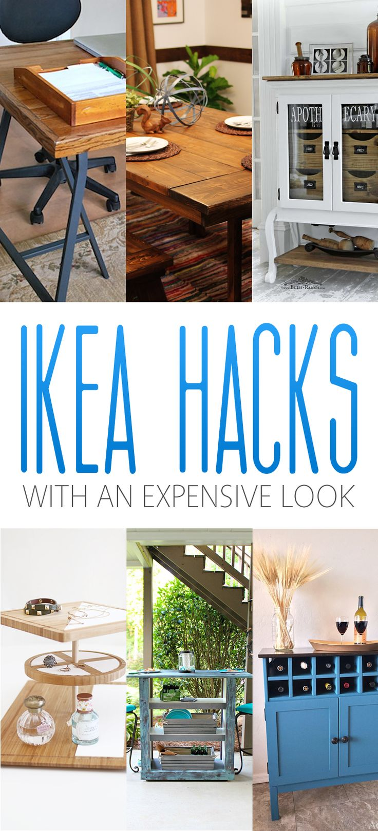 IKEA Hacks with an Expensive Look - The Cottage Market